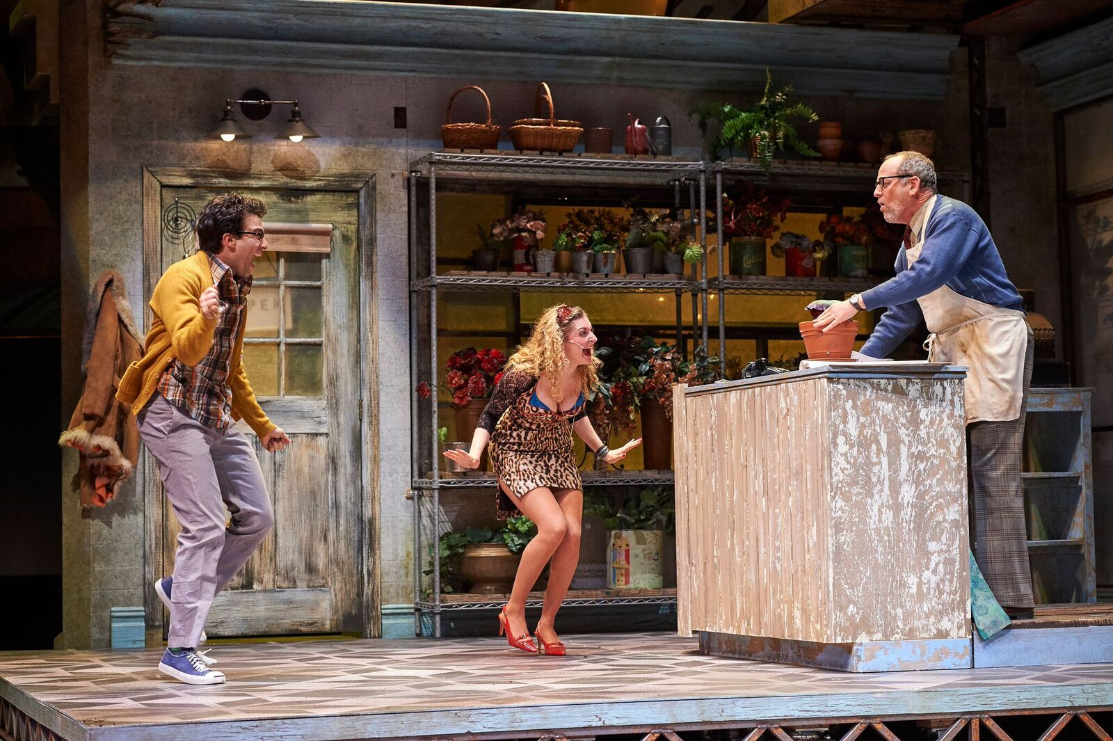 Little Shop of Horrors   Cleveland Play House   216 241 6000