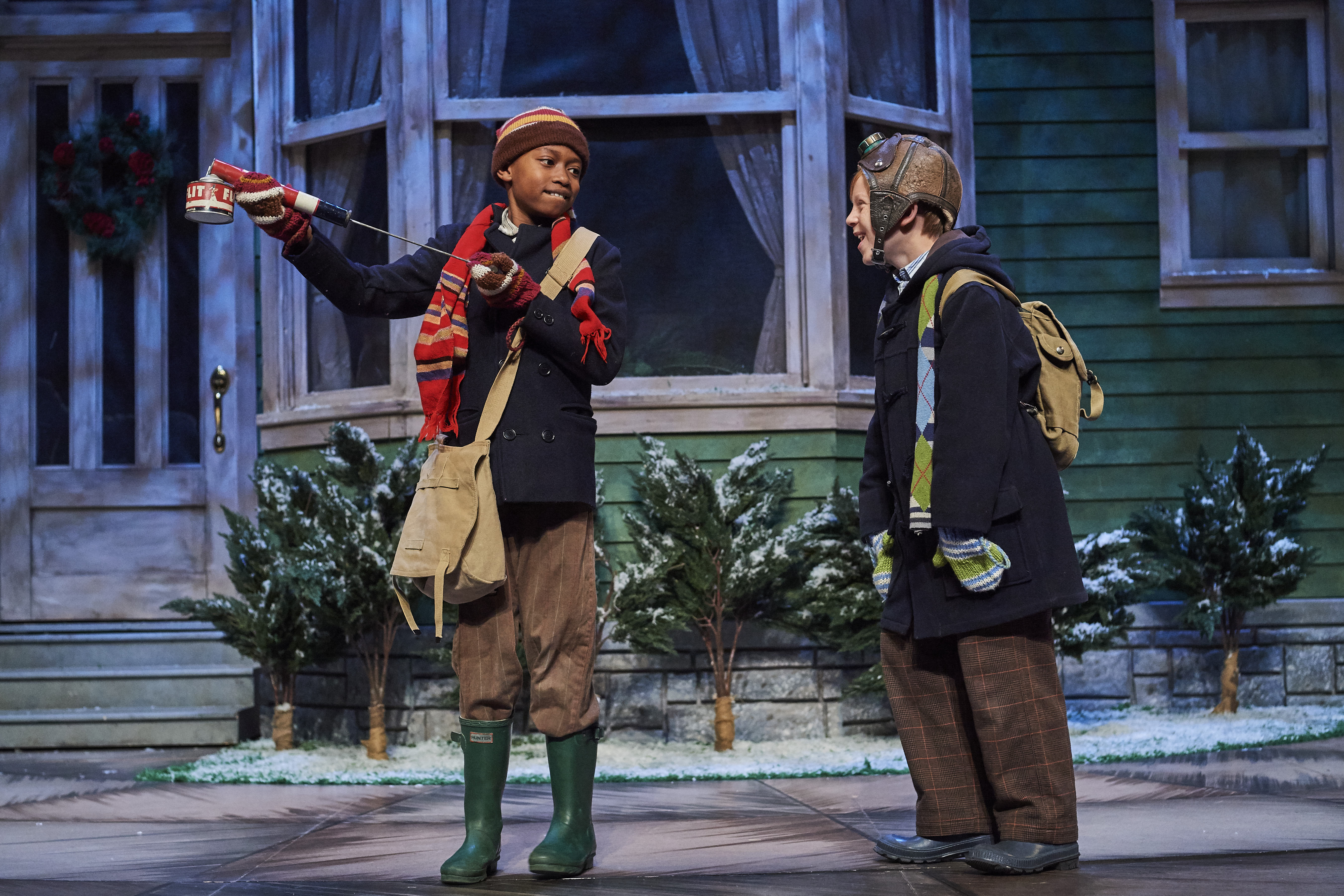A Christmas Story | Cleveland Play House | 216.241.6000