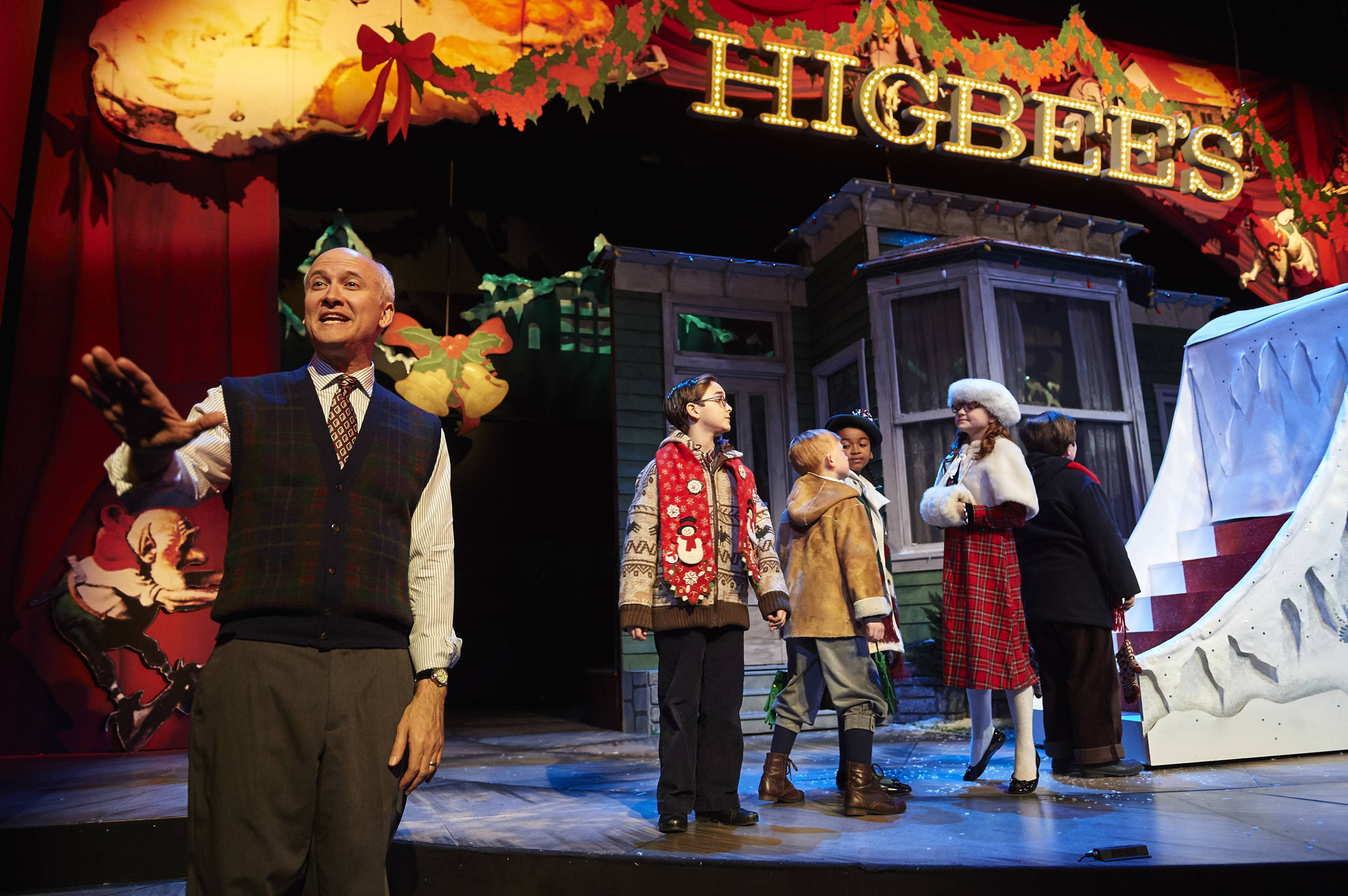 a christmas story cleveland play house 216 241 6000