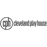 Cleveland Play House Logo Horizontal Black & White