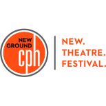 New Ground Theatre Festival Horizontal Logo Color